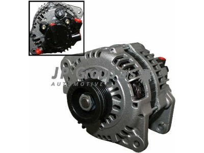 Alternator Opel, Honda