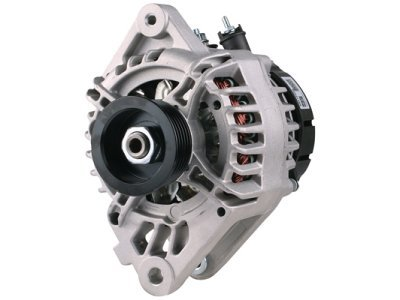 Alternator Toyota Aygo 05-, 80 A, 57,5 mm