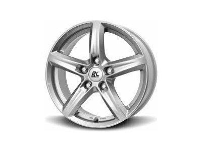Aluminijasto platišče  4x108 ET37,5 6,0x15 RC24 KS BROCK srebrna 63,4