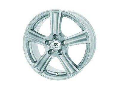 Aluminijasto platišče  4x98 ET30 7,5x17 RC19 KS BROCK srebrna 58,1