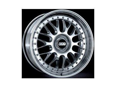 Aluminijasto platišče 5x100 ET28 8,5x19 GT006 polished GT BBS