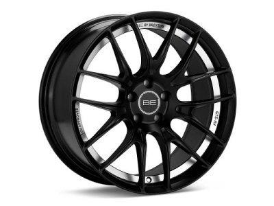 Aluminijasto platišče 5x100 ET30 8,0x18 GTS-AV BE BREYTON matt black 57,1