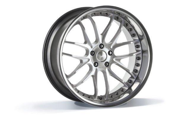 Aluminijasto platišče 5x120 ET30 10,0x22 GTR hyper silber BREYTON