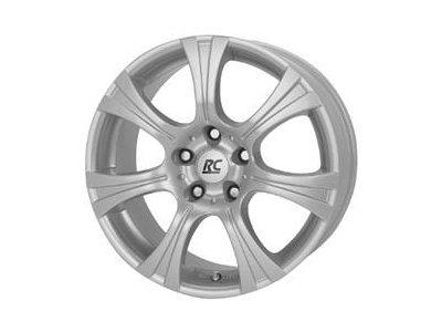 Aluminijasto platišče  6x130 ET60 6,5x16 RC15T KS Van BROCK srebrna 84,1