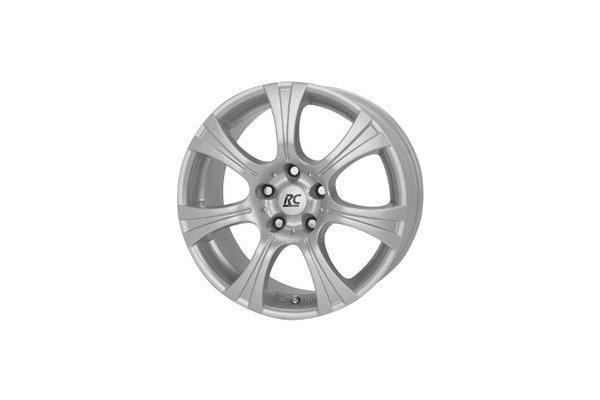 Aluminijasto platišče  6x139,7 ET56 6,5x16 RC15T KS Van BROCK srebrna 105,1