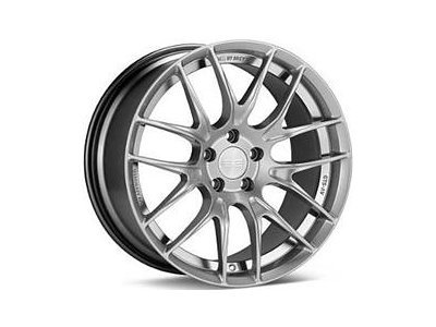Aluminijski naplatak 5x112 ET45 8,0x18 GTS-AV BE BREYTON hyper silver 66,45