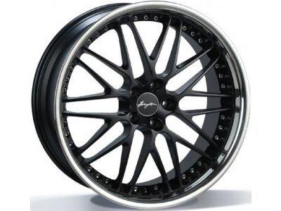 Aluminijski naplatak  5x120 ET40 10,0x20 SPIRIT II matt black BREYTON