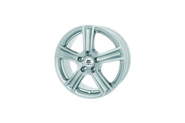 Aluminijumske felne  4x98 ET30 7,5x17 RC19 KS BROCK srebrna 58,1