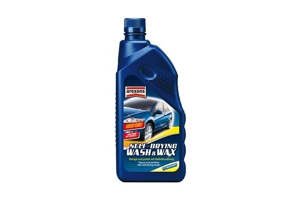 AREXONS Auto šampon sa samosušivim voskom