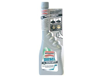 AREXONS Dodatak gorivu za dizel motore-čišćenje sustava za ubrizgavanje