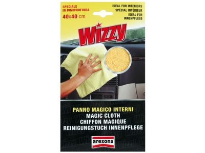 AREXONS WIZZY magična krpa za čišćenje unutrašnjosti automobila
