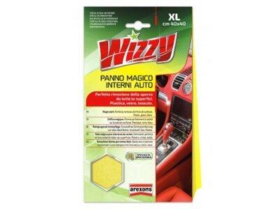 Arexons - Wizzy magična krpa za čišćenje unutrašnjosti automobila