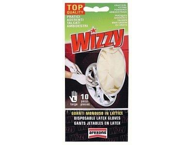 Arexons - Wizzy rukavice lateks