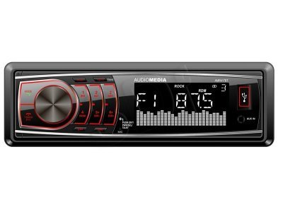 Audiomedia Autoradio AMR417BT