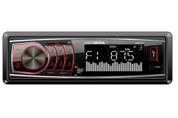 Audiomedia avtoradio AMR417BT