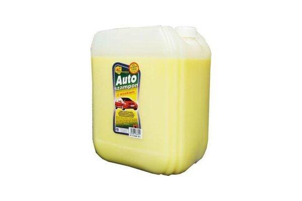 Auto šampon 10 L, sa voskom