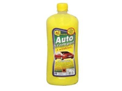 Auto šampon 1L s voskom