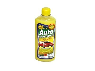 Auto šampon 500ml