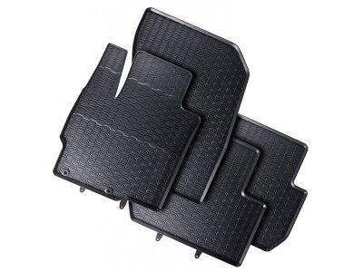 Auto tepih Citroen C4 Aircross 12-, crni
