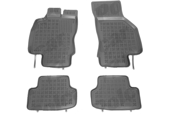 Auto tepih (elastomer) Seat Leon 12-