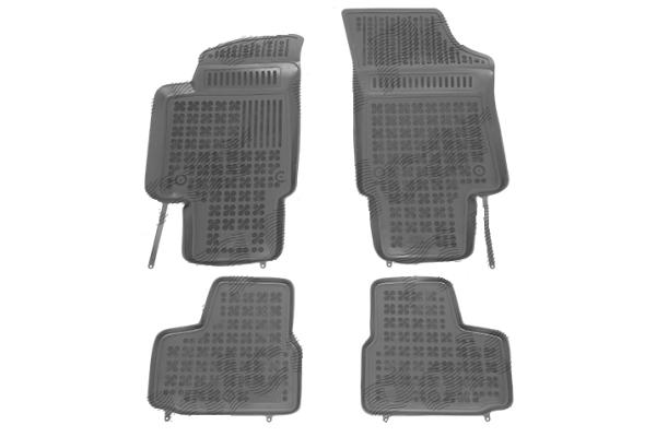 Auto tepih (elastomer) Seat, Škoda, Volkswagen