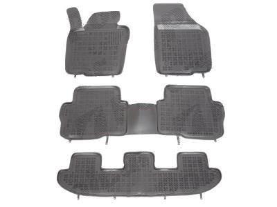 Auto tepih (elastomer) Seat, Volkswagen 10-, 7 sedišta