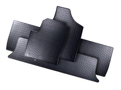 Auto tepih Ford Galaxy I (7 oseb) 95-06, crni