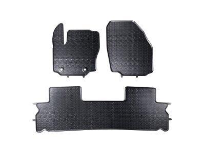 Auto tepih Ford Galaxy II (5 oseb) 06-, crni