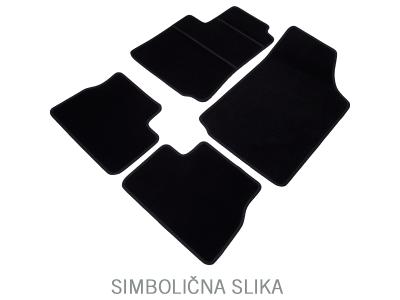 Auto tepih (tekstilni) BMW Serije 1 (E81) 06-12
