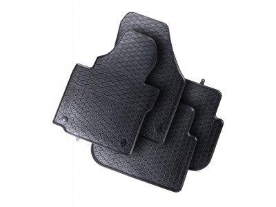 Auto tepih Volkswagen Touran 10-, crni