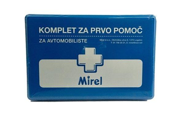 Automobilska prva pomoć