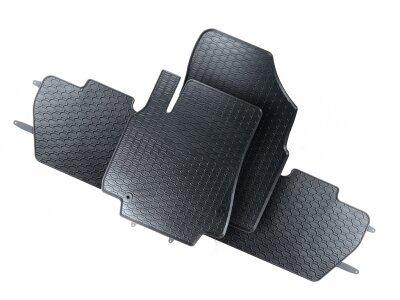 Avto tepih Citroen Berlingo 08-, črni
