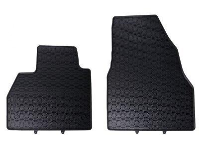 Avto tepih (gumijasti) 110-054-002 - Mercedes-Benz Citan 12-, črni