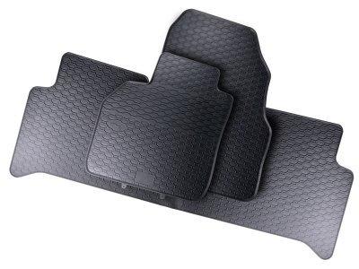 Avto tepih Renault Scenic II 03-09, črni