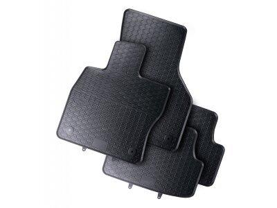 Avto tepih Volkswagen Golf VII 12-, črni