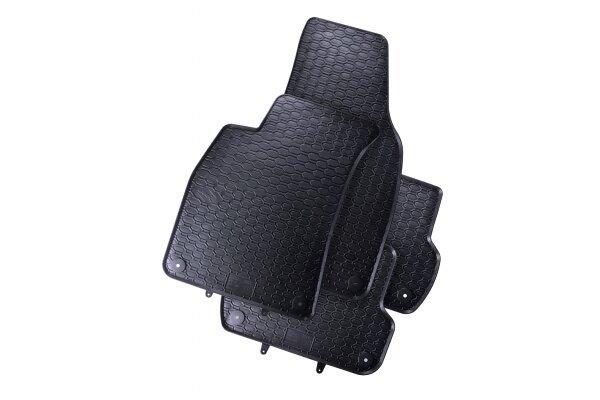Avto tepisi Audi, Seat, crni