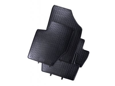 Avto tepisi Citroen C4 01-10 crni