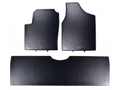 Avto tepisi Ford Galaxy I (5 sjedala) 95-06, crni