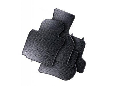Avto tepisi Volkswagen Scirocco III 08-, crni