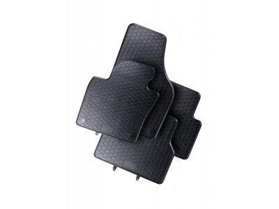 Avto tepisi Volkswagen Tiguan 07-, crni