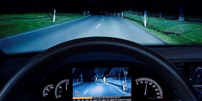 Night vision sistemi u automobilskoj industriji