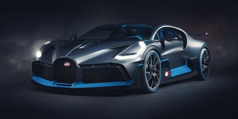 Bugatti Divo - 5,7 milijonov evrov za užitek na 4-ih kolesih - razprodan