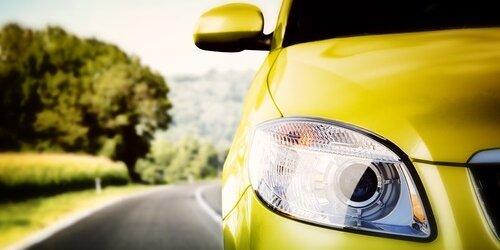 Wie funktioniert ein Autoscheinwerfer?