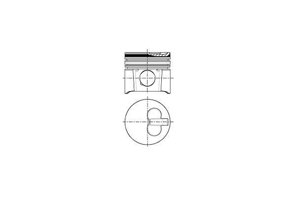 Bat - Citroen Jumper 94-02; 83mm