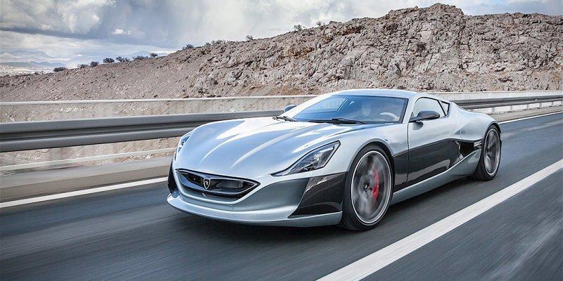 Rimac Concept One – hrvatski super auto