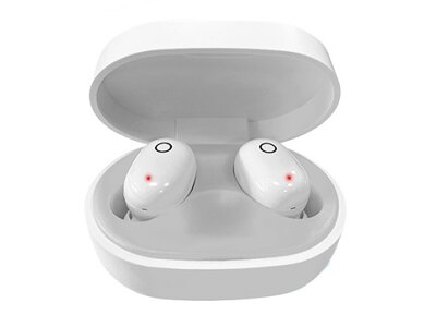 Bežične Bluetooth slušalice  GT15 TWS, Bluetooth 5.0, bela