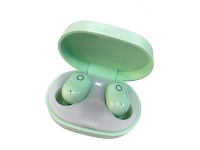Bežične Bluetooth slušalice  GT15 TWS, Bluetooth 5.0, zelena