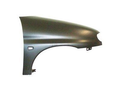 Blatobran  Citroen Berlingo 96-02, galvanizirani čelik, sa otvorom