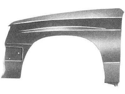 Blatobran (Krilo) Opel Corsa A 83-90
