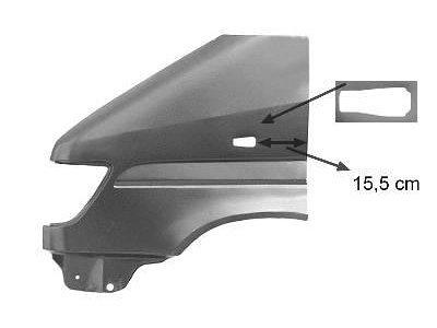 Blatobran Mercedes-Benz Sprinter 95-00 (za veći žmigavac)